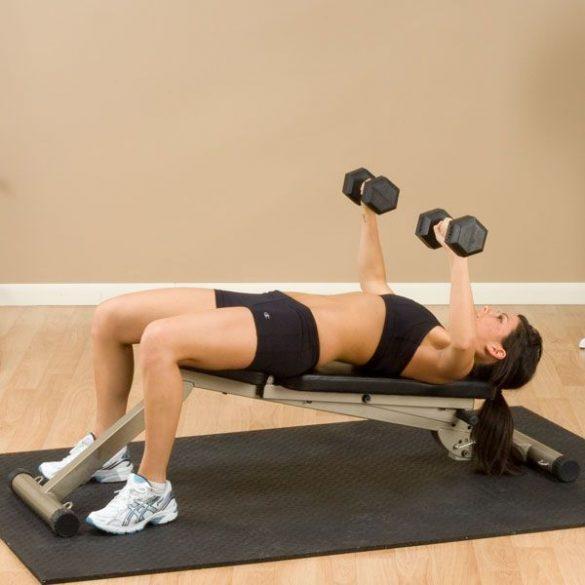 Best Fitness BFFID10 Univerzális pad