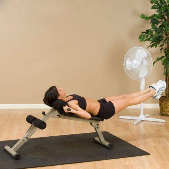 Best Fitness BFHYP10 Római haspad / 45 fokos hiperhajlító