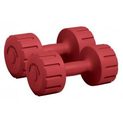 Body Sculpture Vinyl Dumbbell 2kg / pair