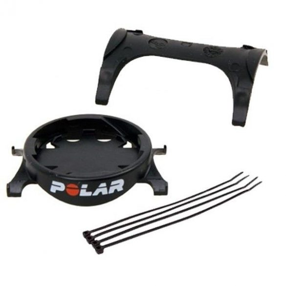 Polar Bike Mount Twist Lock Set óratartó