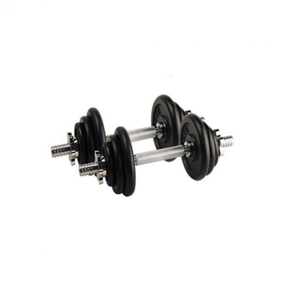 20 kg súlyzó set (2 X10 kg)