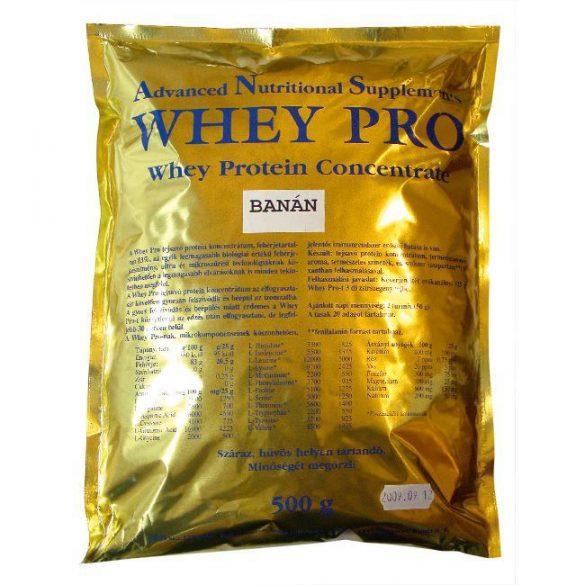ANS Whey Pro 500g