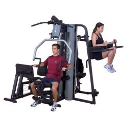Body-Solid Two-Stack Gym G9S with GKR9