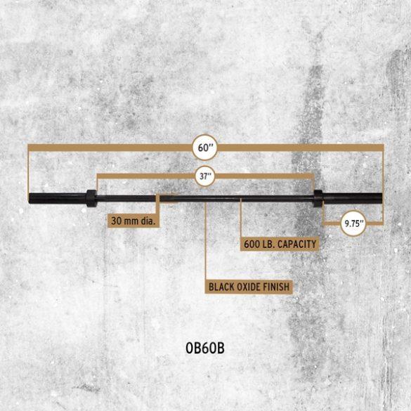 OB-60 Kisrúd 15 kg (50mm)