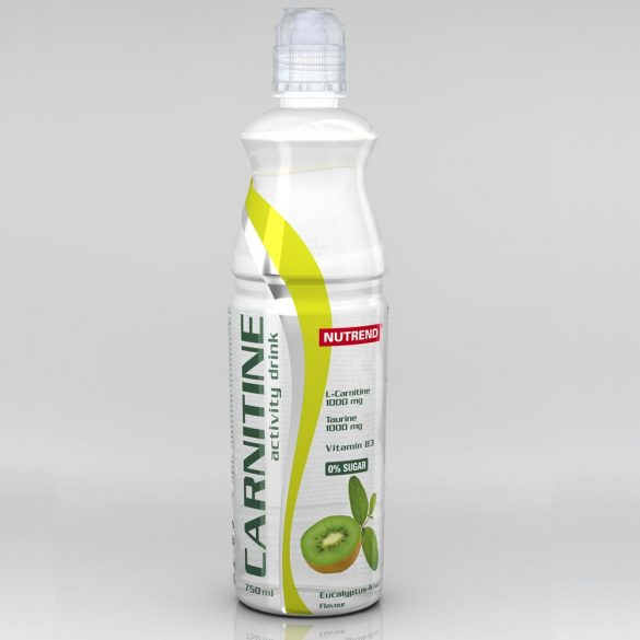 Nutrend Carnitine Activity Drink -  750 ml