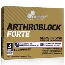 Olimp Arthroblock® Forte Sport Edition ízületvédő - 60 kapszula
