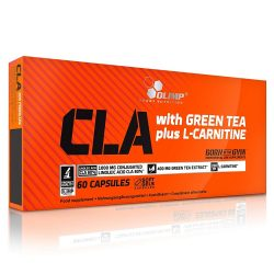 Olimp Labs CLA & GREEN TEA plus L-CARNITINE SE