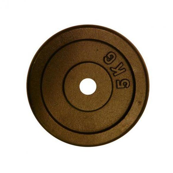 PL01 - 5 kg vas súlytárcsa