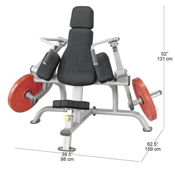Body-Solid Plate Load Tricepszgép (PLTE)