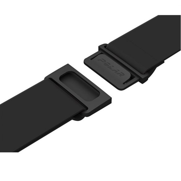 Polar H10 heart rate sensor mellkasi jeladó - fekete