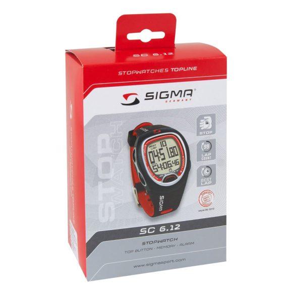 Sigma SC 6.12 sportóra (nem pulzusmérő)