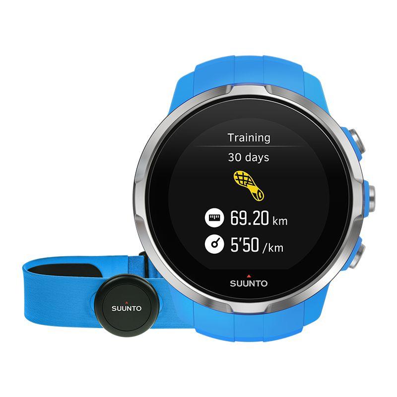 Suunto Spartan Sport Blue pulzusmérő óra