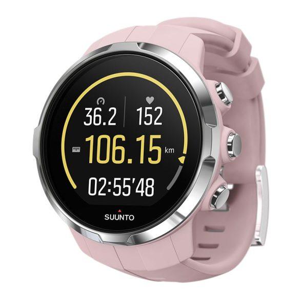 Suunto Spartan Sport Sakura pulzusmérő óra