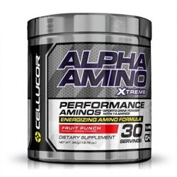 Alpha Amino Xtreme 390g Fruit Punch