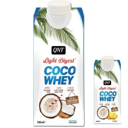 QNT Coco Whey Light Digest - 330 ml