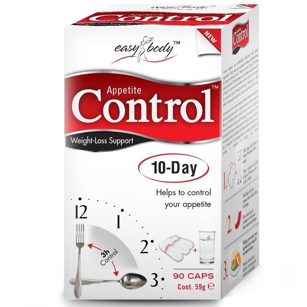 QNT Easy body Appetite Controll 90 kapszula