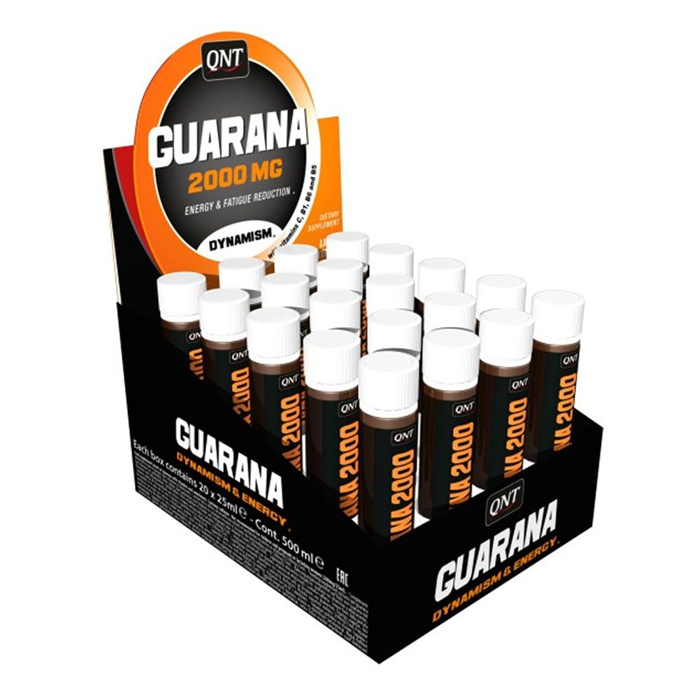 QNT Guarana ampulla 25 ml