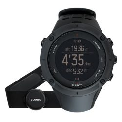 Suunto Ambit 3 Peak GPS HR pulzusmérő óra + pulzusmérő öv