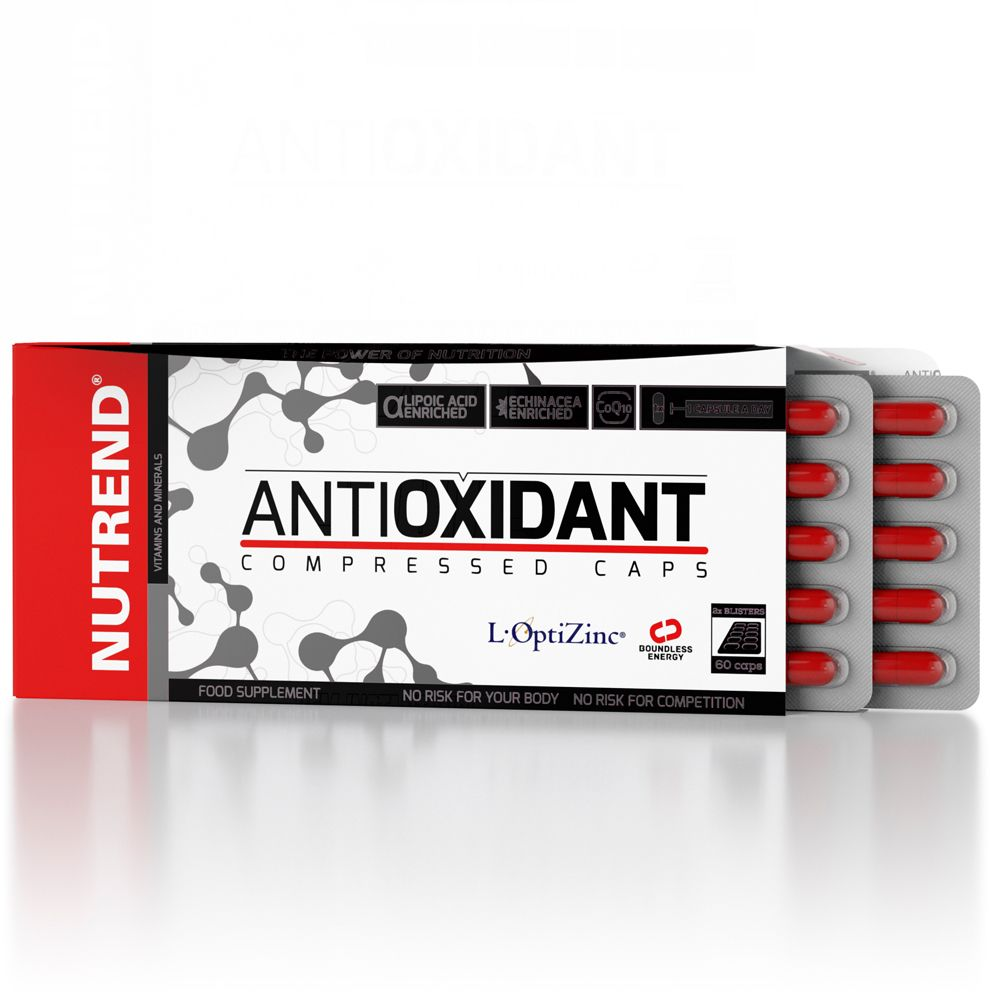 Nutrend Antioxidant Compress Caps