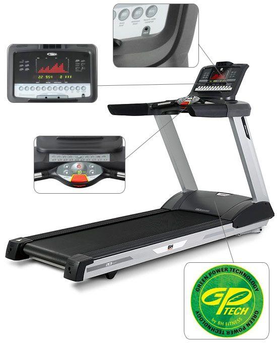 Bh Fitness LK5500 futópad