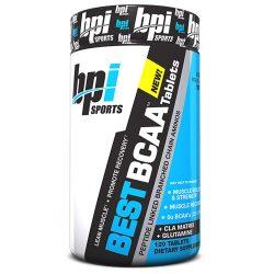 BPI Best BCAA 120 tabletta