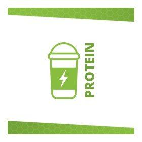 Növényi+állati fehérje