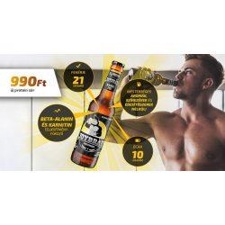 JoyBräu alkoholmetes protein sör- 330ml