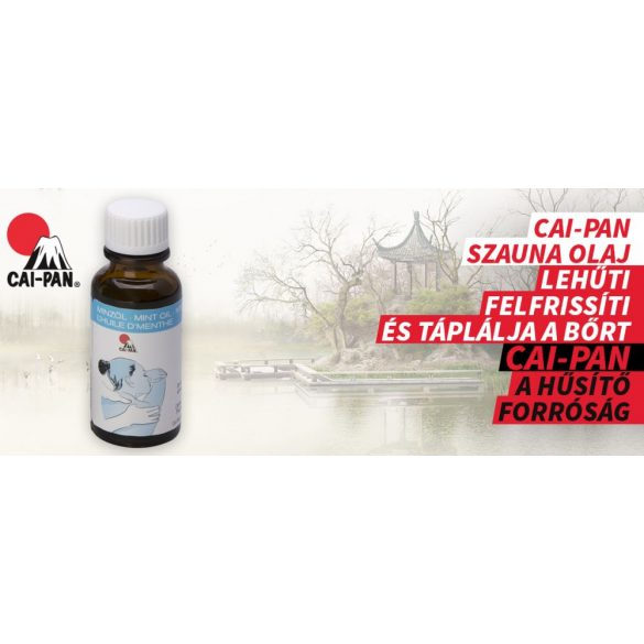 Cai-Pan szauna olaj  - 25 ml