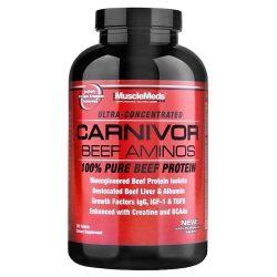 Musclemeds Carnivor Beef Aminos - 300 tabletta
