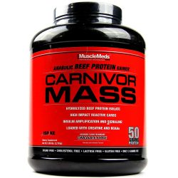 Musclemeds Carnivor Mass - 2534 g