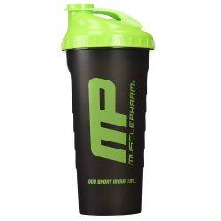 Nutrend Shaker fekete/zöld 600 ml