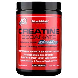 Musclemeds Creatine Decanate - 300g
