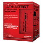 Musclemeds Methyl ARIMATEST - 120 kapszula + 60 tabletta