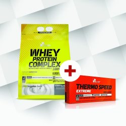 Whey Protein Complex 100%  fehérje termék