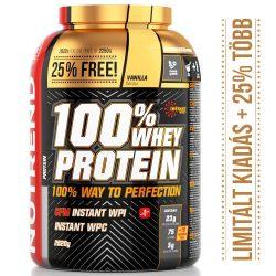 Nutrend 100% Whey Protein - 820 g