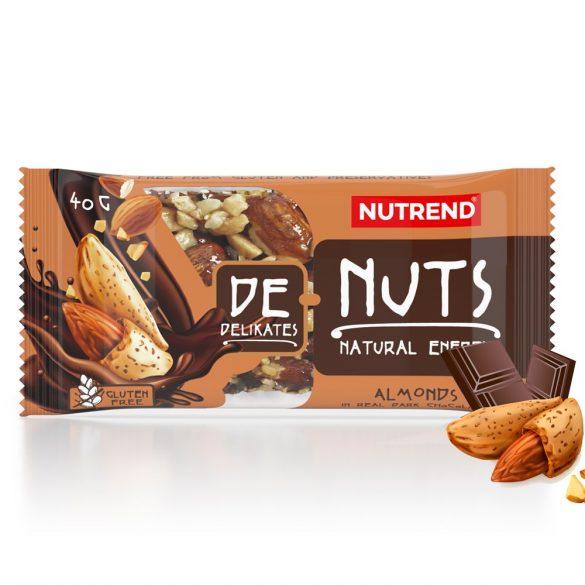 Nutrend De Nuts Magvas Energiaszelet