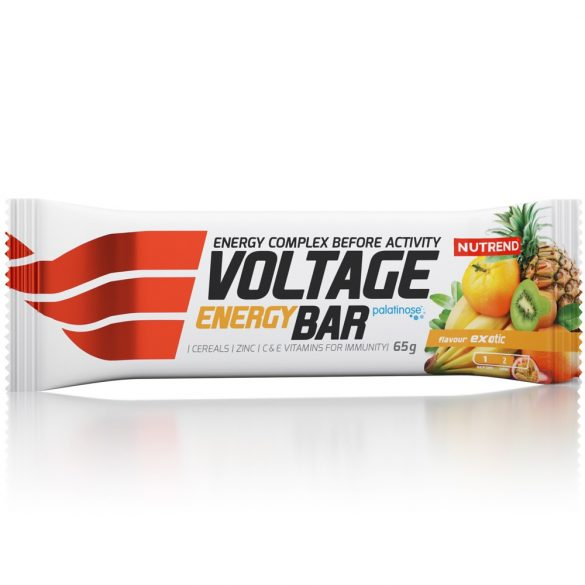 Nutrend Enduro Voltage Energy Cake