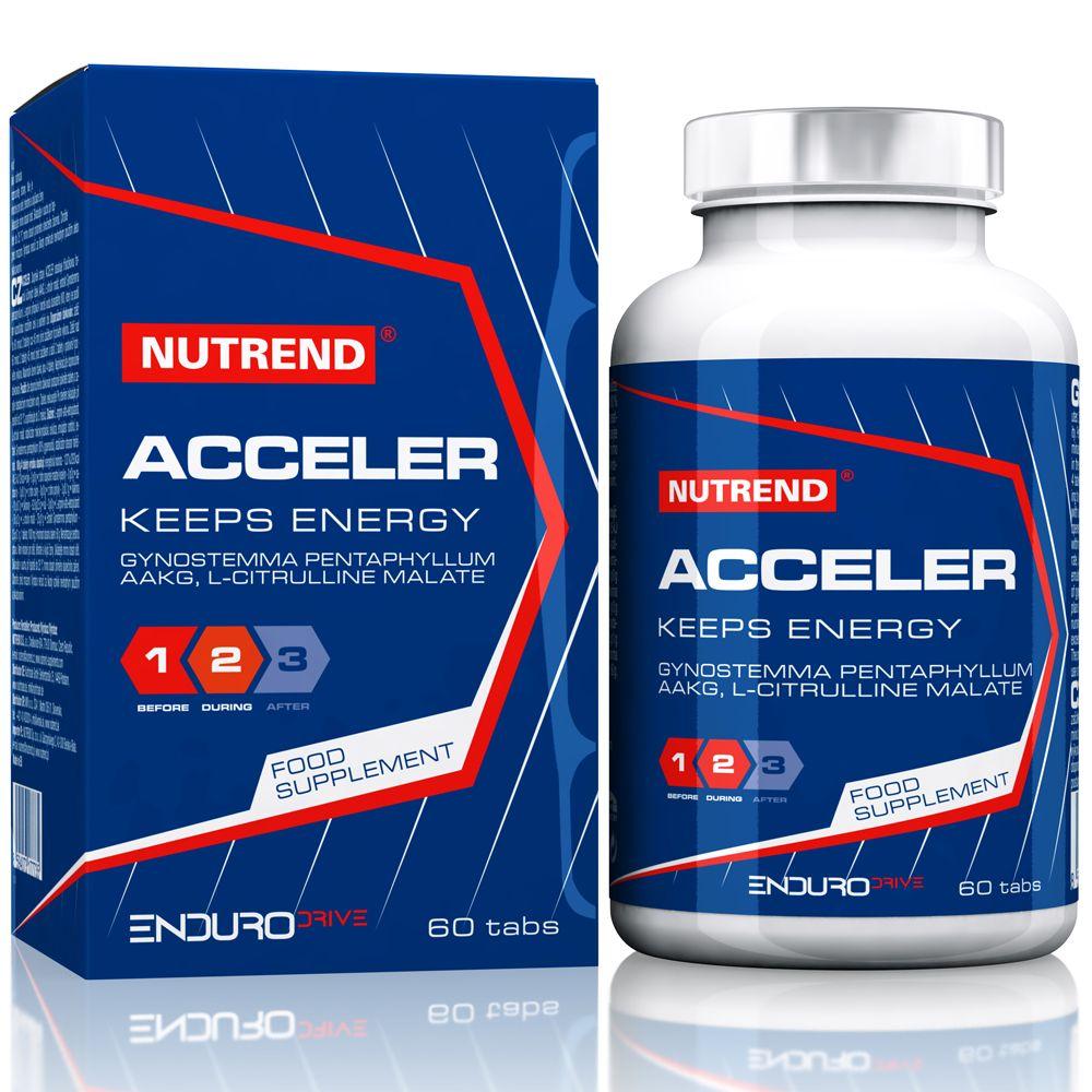 Nutrend Acceler teljesítménynövelő 60 tabletta