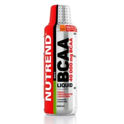 Nutrend BCAA Liquid 1000ml + ajándék BCAA Liquid 500ml