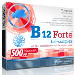Olimp Labs B12 FORTE BIO-COMPLEX - 30 kapszula