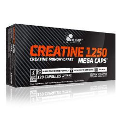 Olimp Creatine 1250 Mega Caps 120 kapszula