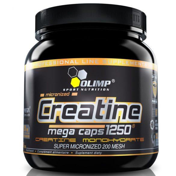 Olimp Creatine 1250 Mega Caps 400 kapszula