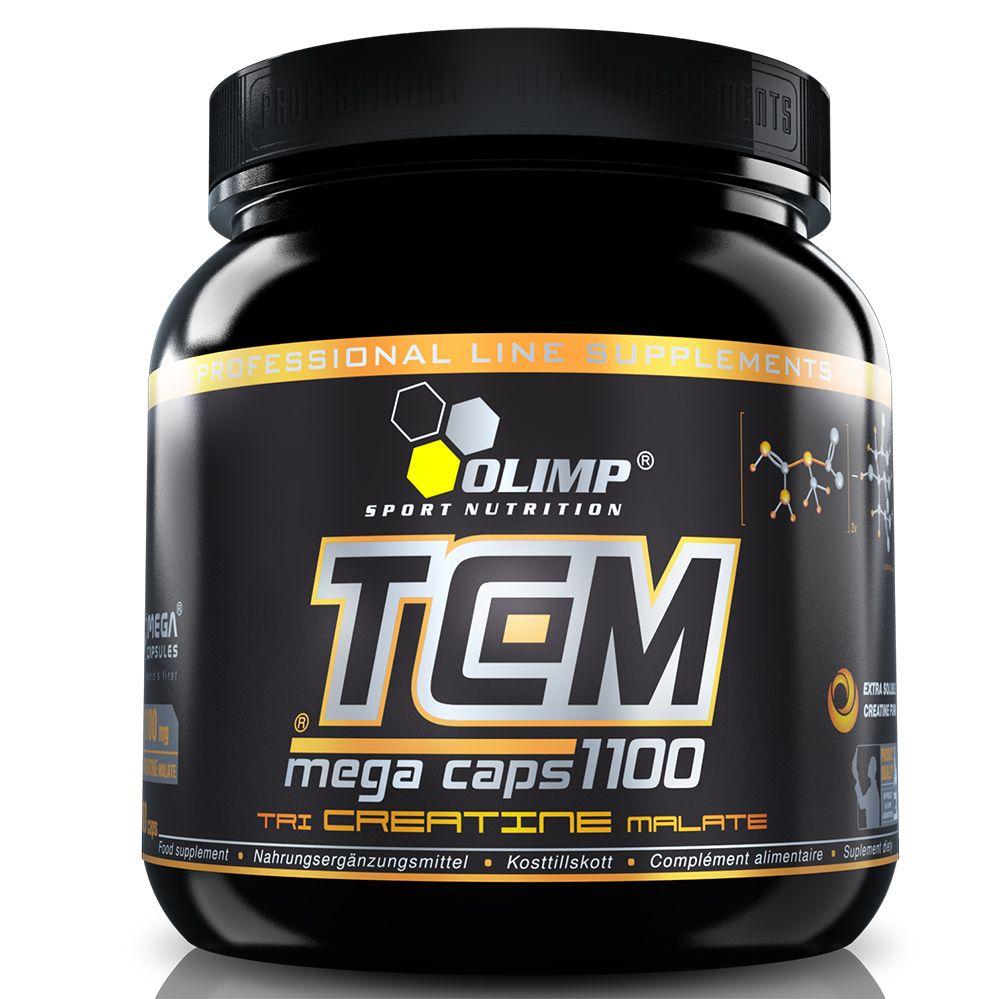 Olimp TCM Mega Caps® kreatin 400 kapszula