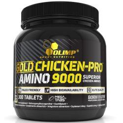 Olimp Gold Chiken-Pro™ Amino 9000 Mega Tabs® 300 tabletta