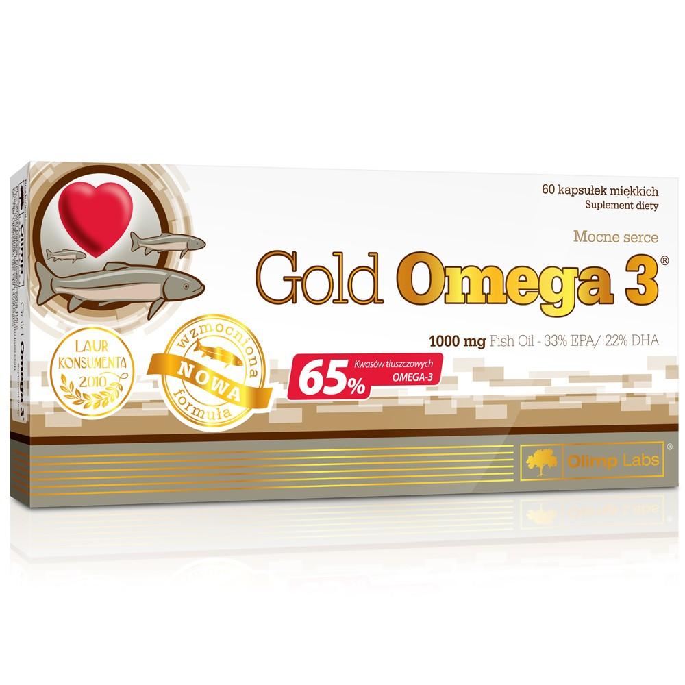 Arizona Gold Swimming: Olimp Labs Gold Omega 3