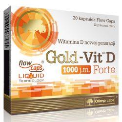Olimp Labs Gold VIT™ D Forte vitamin 30 kapszula