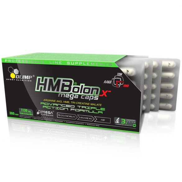 Olimp HMBolon NX Mega Caps® 300 kapszula