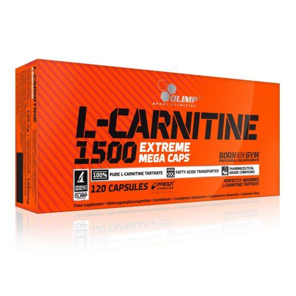 Olimp L-CARNITINE 1500 Extreme Mega Caps®
