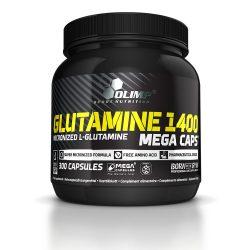 Olimp L-Glutamine 1400 MEGA CAPS® 300 kapszula