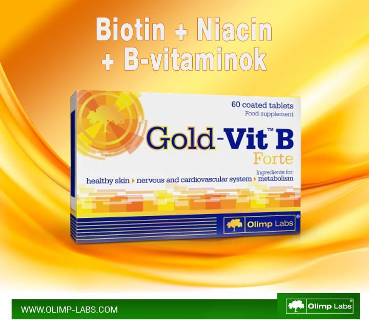 Olimp Gold Vit B forte